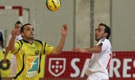 Benfica bate Fundação Jorge Antunes (7-3)