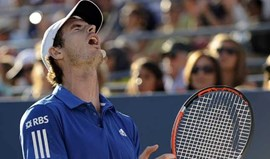 Andy Murray afastado na 3.ª ronda