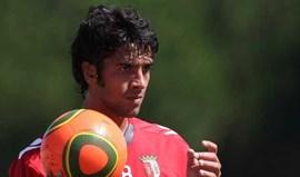 Sílvio é o 14.º a estrear-se com Agostinho Oliveira