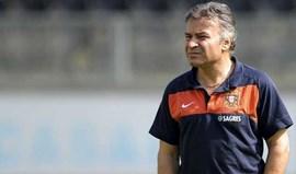 Agostinho Oliveira vai dirigir os Sub-23