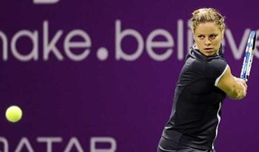 Clijsters: «Nunca mais acabava»