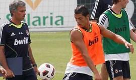 Ronaldo às ordens de Mourinho
