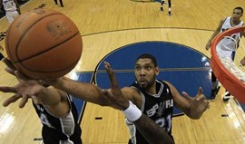 Tim Duncan substitui Yao Ming no All-Star Game