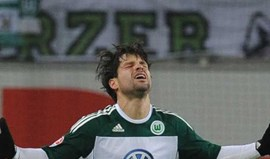 Diego bisa e oferece vitória ao Wolfsburgo