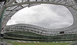 Benfica e Villarreal em Dublin a correr por fora