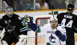 NHL: Canucks mais perto da final da Stanley Cup