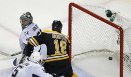 NHL: Bruins na final da Stanley Cup