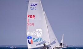 Marinho e Nunes são sextos na Medal Race