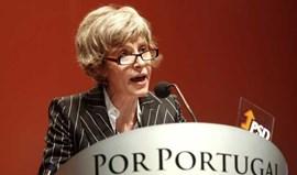 Assunção Esteves é a presidente da Assembleia da República