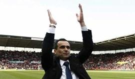 Técnico do Wigan confiante no sucesso de Villas-Boas