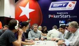 PokerStars European Poker Tour regressou em Tallin