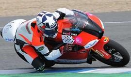 125 cc: Miguel Oliveira nono na qualificação