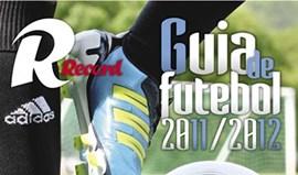 Guia de futebol Record 2011/12 está nas bancas