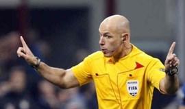 Howard Webb no Zenit-FC Porto