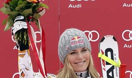 Lindsey Vonn é a rainha do esqui alpino