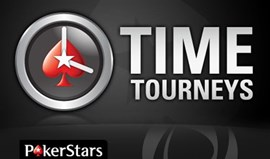PokerStars lança Time Tourneys