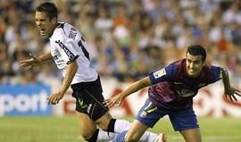 Barcelona segue trio de jovens com especial atenção