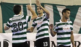 Sporting vence AC Fafe