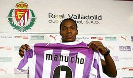 Manucho determinante no triunfo do Valladolid