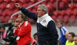 Steve Bruce despedido do Sunderland