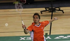 Badminton: Pedro Martins vence Open da África do Sul