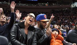 Alicia Keys no Madison Square Garden