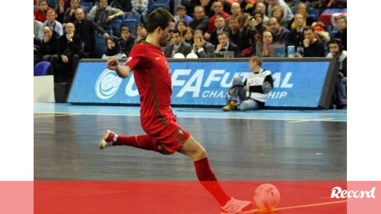 Gonçalo Alves  «Jogadores têm vontade de ganhar» - Futsal - Jornal Record c312384f6c287