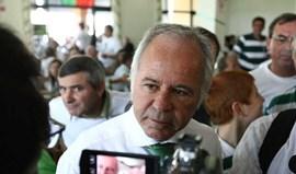 Godinho Lopes aconselha Pedro Baltazar a olhar em frente