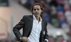 Quim Machado: «Jogar ao ataque e marcar golos»