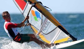 Europeu RS:X 2012: João Rodrigues na Medal Race