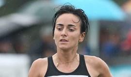 Inês Monteiro no 5.º lugar do Crosse dos Cinco Moínhos