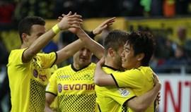 Borussia Dortmund bicampeão alemão