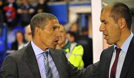 Chris Hughton a caminho do Norwich
