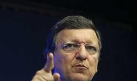 Durão Barroso satisfeito com compromissos substanciais