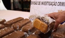 Polícia apanha três toneladas de haxixe