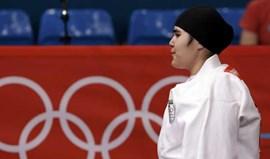 Saudita faz história nas Olimpíadas