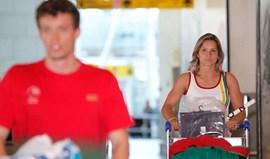 Telma Monteiro: «Sou uma atleta medalhável»
