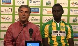 Boubacar Fofana apresentado