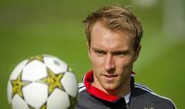 Christian Eriksen rejeitou Manchester City em 10 segundos