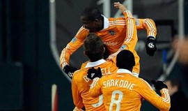 Houston Dynamo na final da MLS