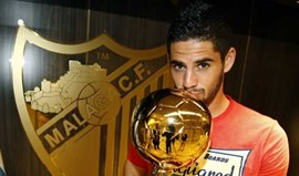 Isco vence Golden Boy 2012