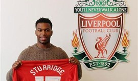 Daniel Sturridge já é do Liverpool