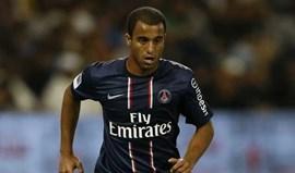Paris SG vence Lekhwiya na estreia de Lucas Moura