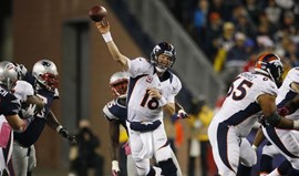 Broncos e Patriots de olho no Super Bowl