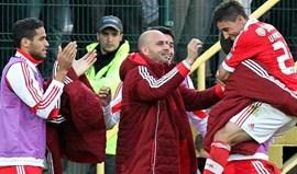 Benfica super favorito diante da Académica