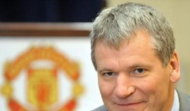 David Gill deixa Manchester United no final da época