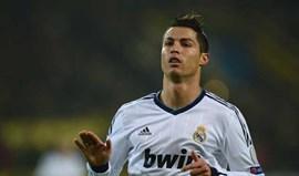 Real Madrid favorito em Old Trafford