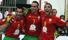 Portugal entra a vencer na Taça das Nações