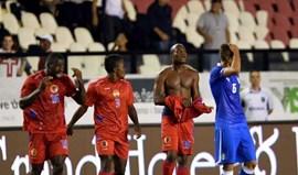 Itália empata com o Haiti