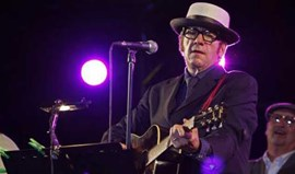 Elvis Costello atua no Coliseu de Lisboa